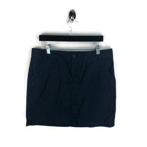 Tommy Hilfiger Navy Blue Mini Skirt Size 10